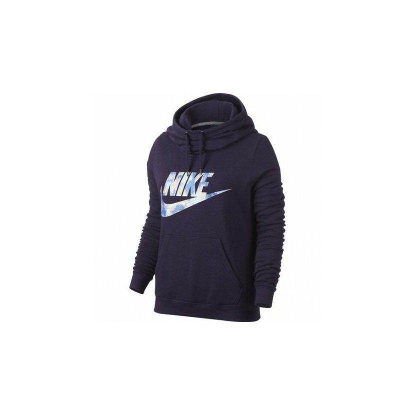 9b0393df2131 844730 524 damska mikina nike sportswear funnel neck hoodie.jpg. Dámská  mikina NIKE SPORTSWEAR FUNNEL -NECK HOODIE na ...